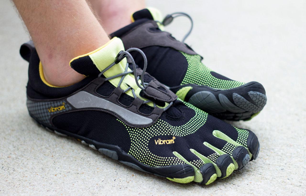 Vibram FiveFingers TREKSPORT Women's Shoes - Blue / Grey
