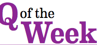 Question of the Week Jan. 29