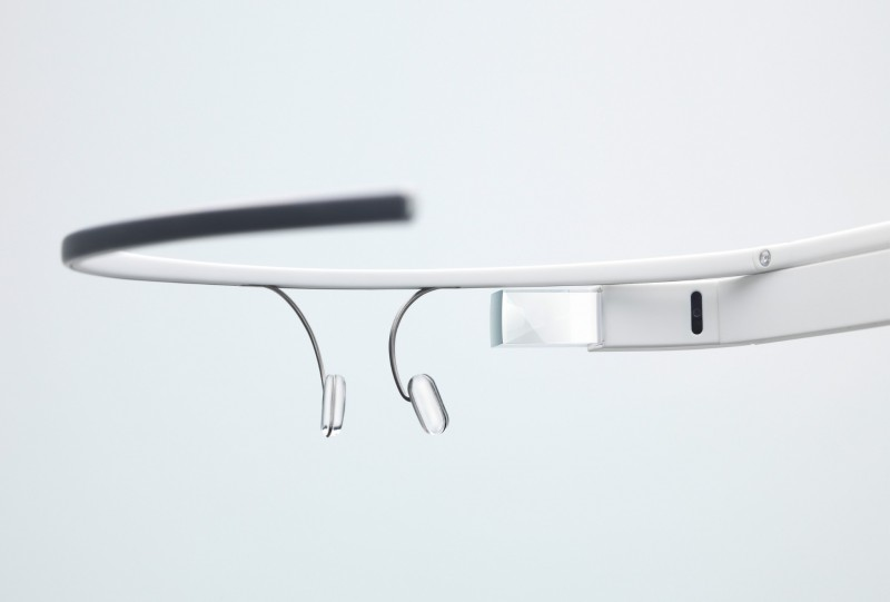 Google revealed new press photos of Project Glass Feb. 20. 