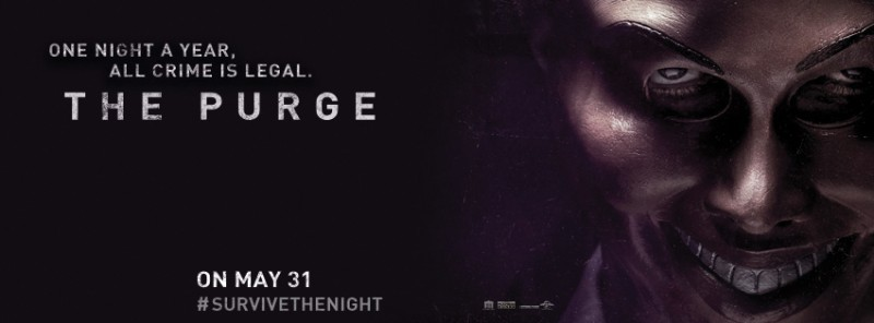 "The Purge: A $3 million ""snuff"" film"