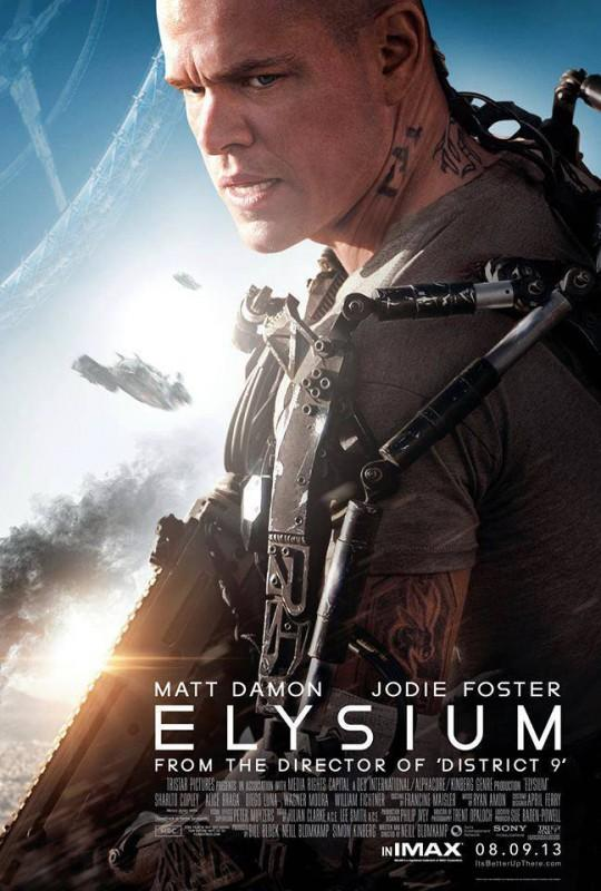 The future looks bleak in Elysium