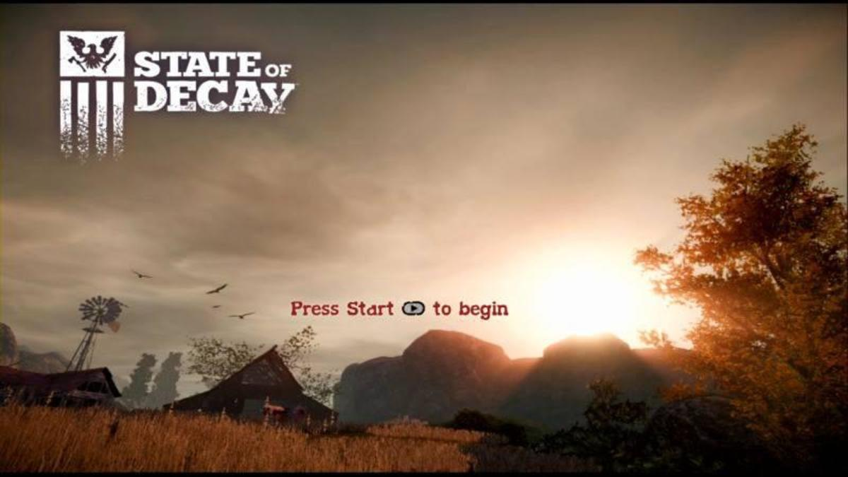 State of Decay portrays an accurate reality of a hypothetical apocalypse, and makes it fun to be a part of.