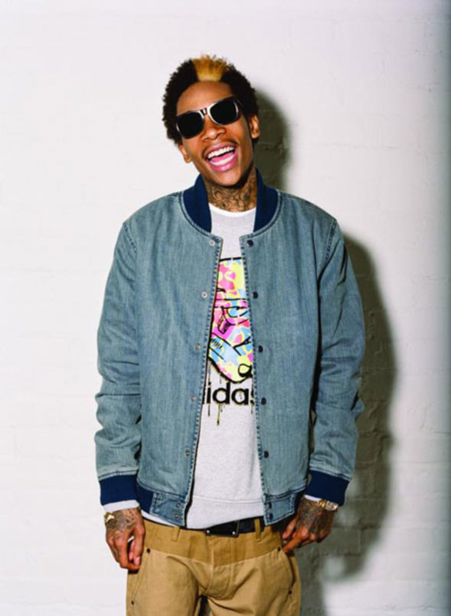 You wanted him and OP got him. Wiz Khalifa will be performing for OP's 2014 spring concert. Photo courtesy of Facebook.