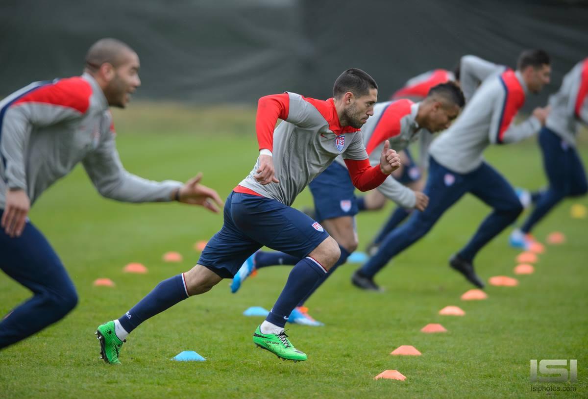 サッカー選手の有酸素性とヨーヨー間欠性テスト