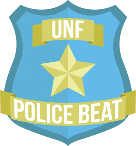 UNFPD officer assaulted, suspect at large