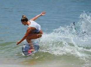 UNF skimboarder wins Florida Pro/Am competition