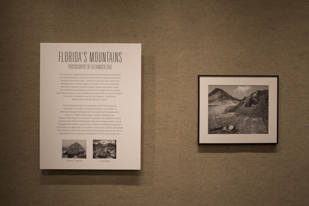"Alexander Diaz turns dirt mounds into mountains with his photography exhibit ""Florida's Mountains"""