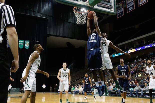 And they're off: UNF posts 23-point victory in conference opener