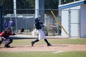 Spring sports action