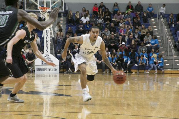 UNF men's basketball suffers a defeat against USC Upstate 79-74