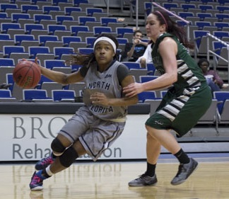 Women's basketball defeated by USC Upstate 59-50