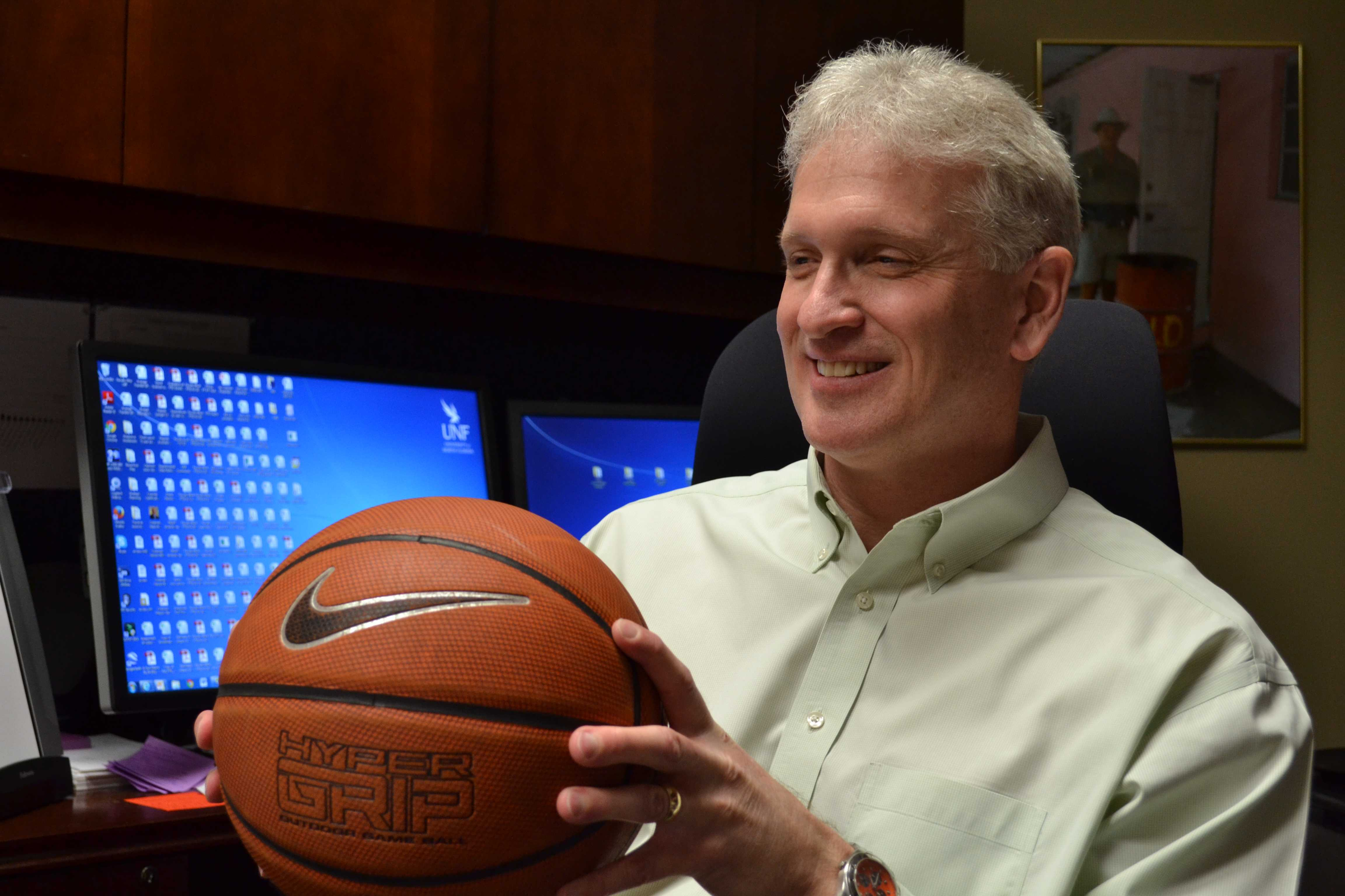 UNF's Guru of the Big Dance: Dr. Jay Coleman explains implications and speculations of an automatic-bid