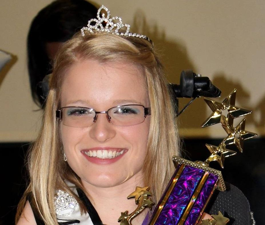 UNF student crowned <br>Ms. Wheelchair Florida 2015