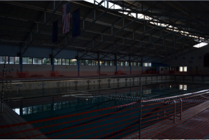 The pool gradually became a part of the larger Jacksonville community. Photo by Jordan Ferrell
