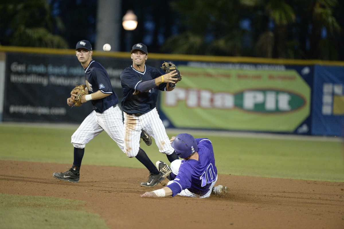 UNF Baseball falls to Lipscomb in stormy conference final