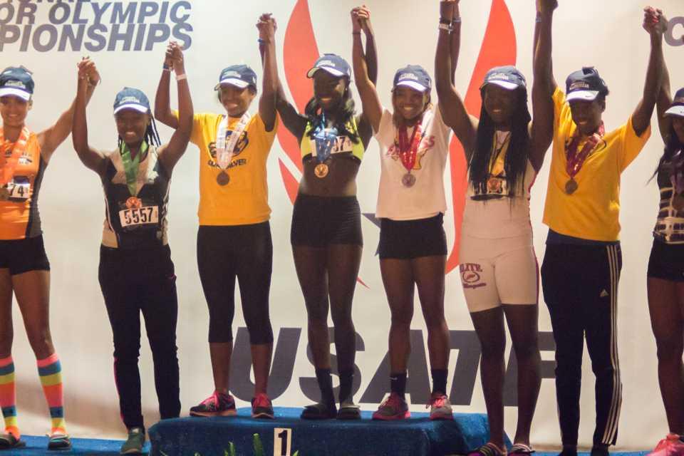 UNF hosts Junior Olympics