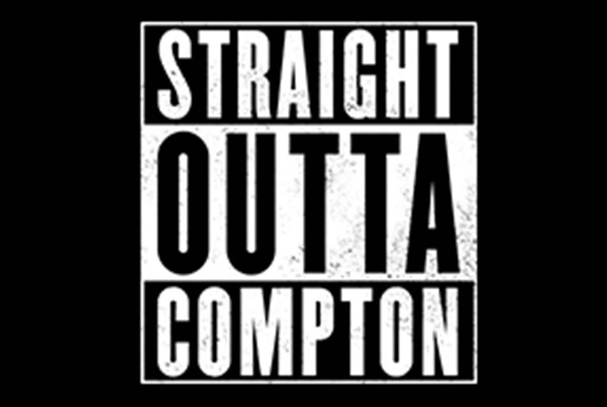 'Straight Outta Compton' now playing: Rap pioneers 'Express Themselves'