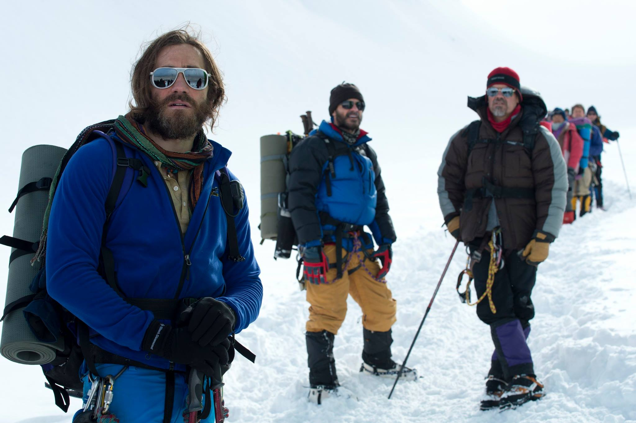 Now Playing: striving to stay alive in Everest