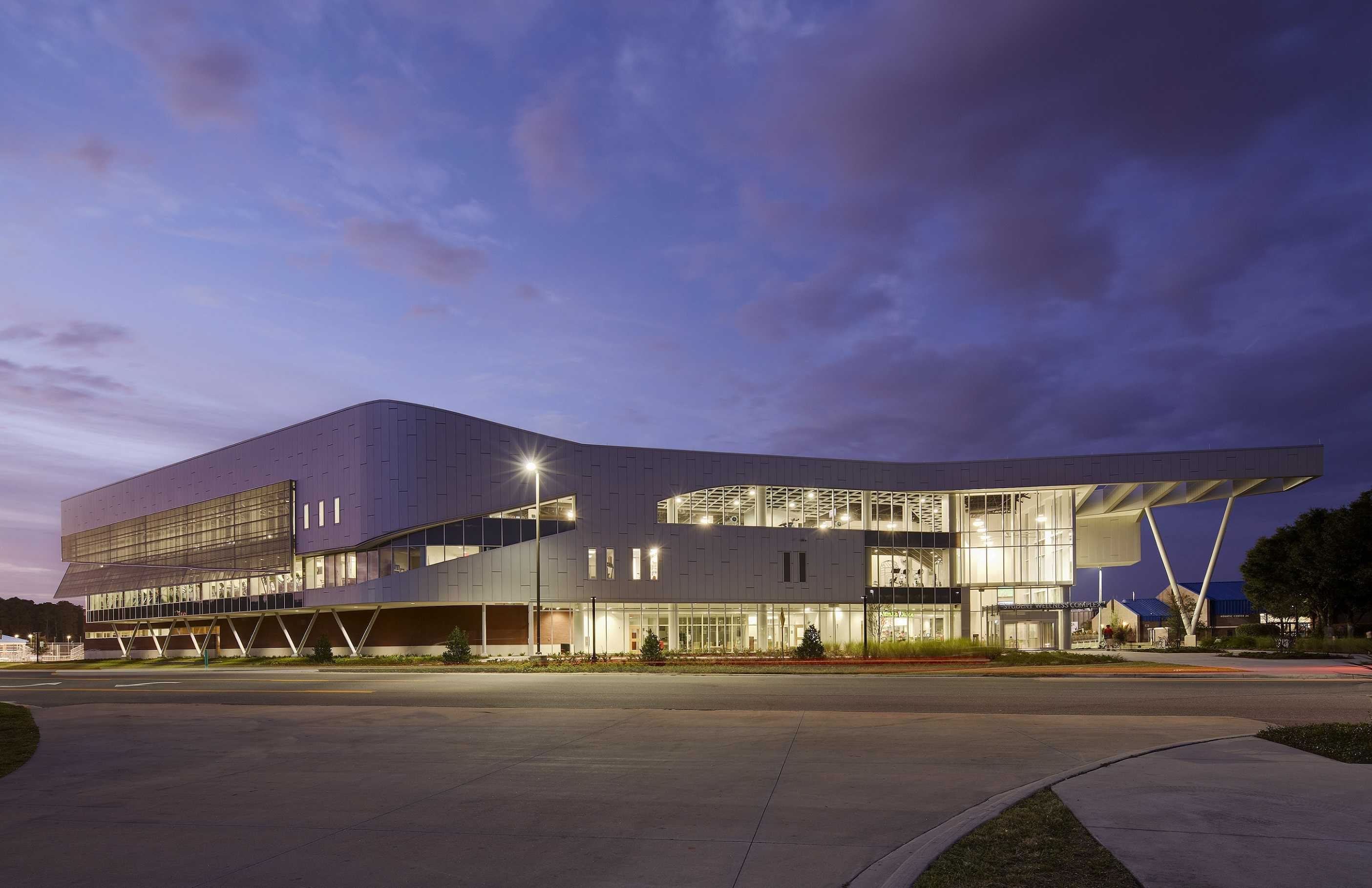 Student Wellness Complex ranks seventh in Florida buildings