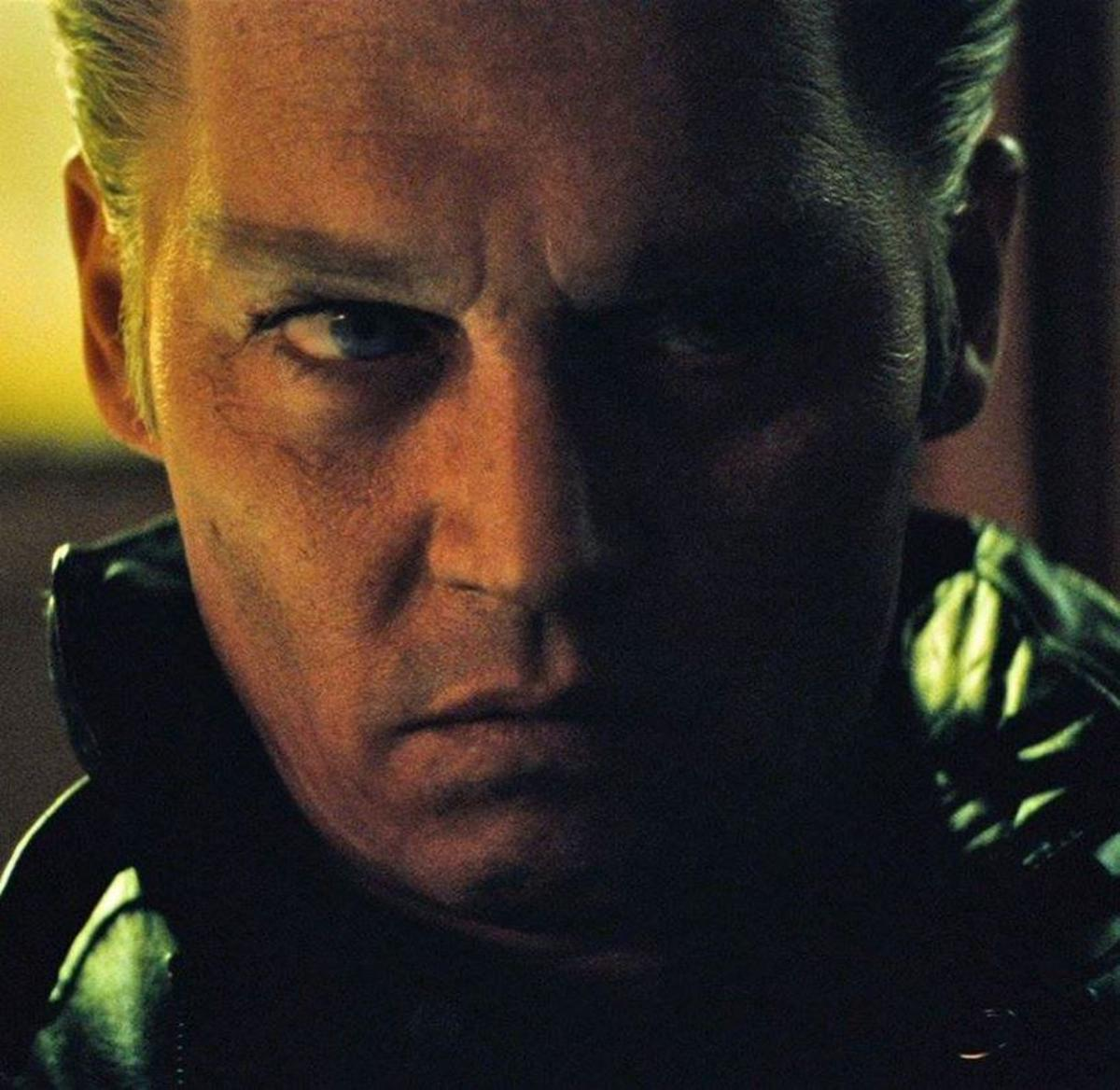 Now Playing: Johnny Depp paralyzes and terrorizes in Black Mass