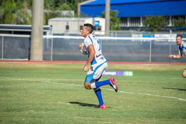 3.UNF Deadbird center David Aguilar is one of the top-20 players in the United States. Photo courtesy of Facebook