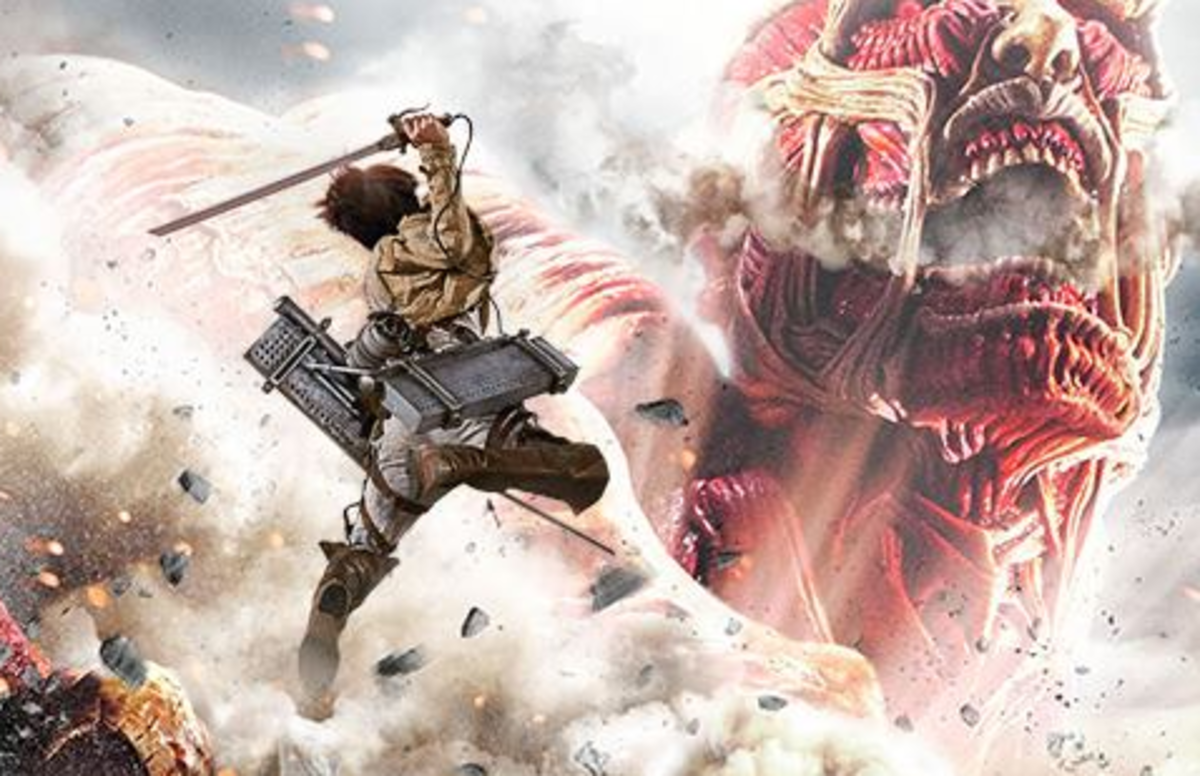 Now Playing: Blood, guts and ridiculous romance in the Attack on Titan movie