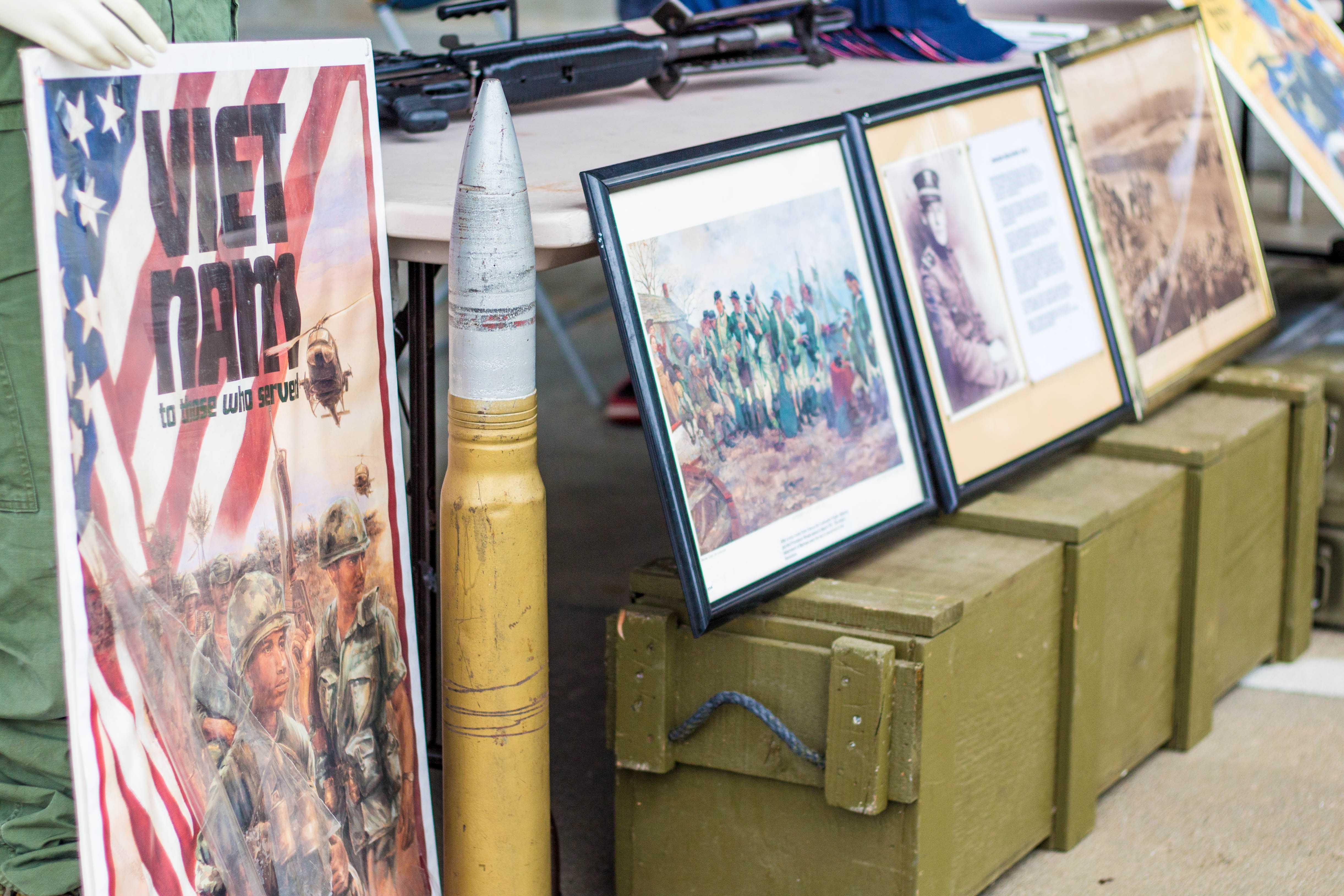 Veterans & Military Resource Center hosts Veteran's Day Tribute