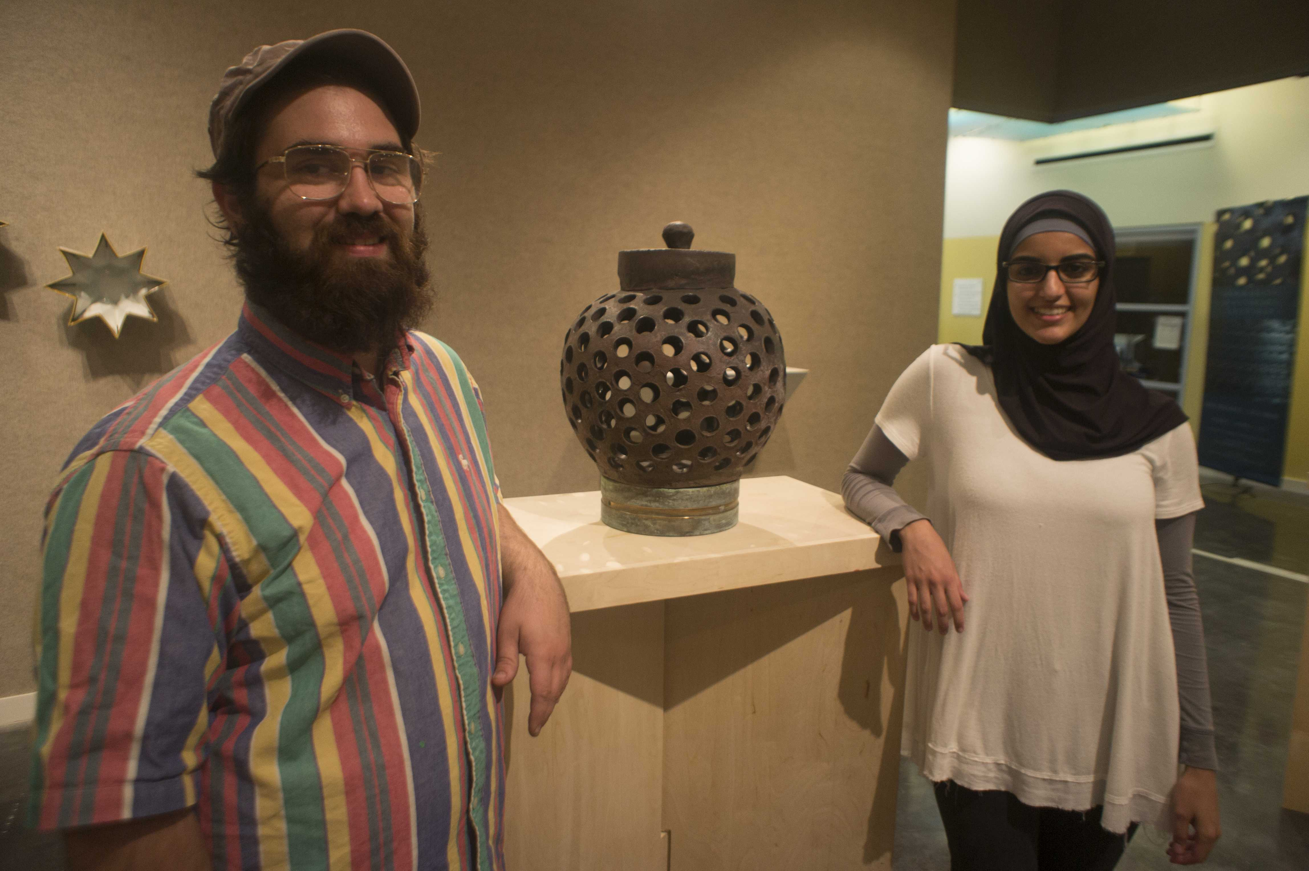 "Students express heritage through ceramics in ""Community: Different Together"""