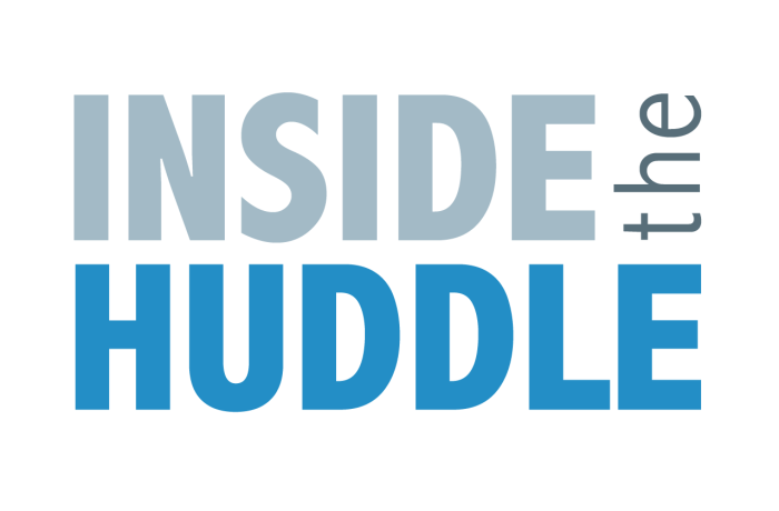 Inside the huddle: Powerballers