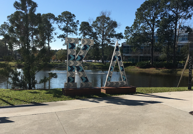 Police Beat: Greek letters found in Student Union pond
