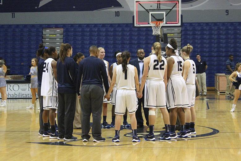 Season recap: A rough season for women's basketball