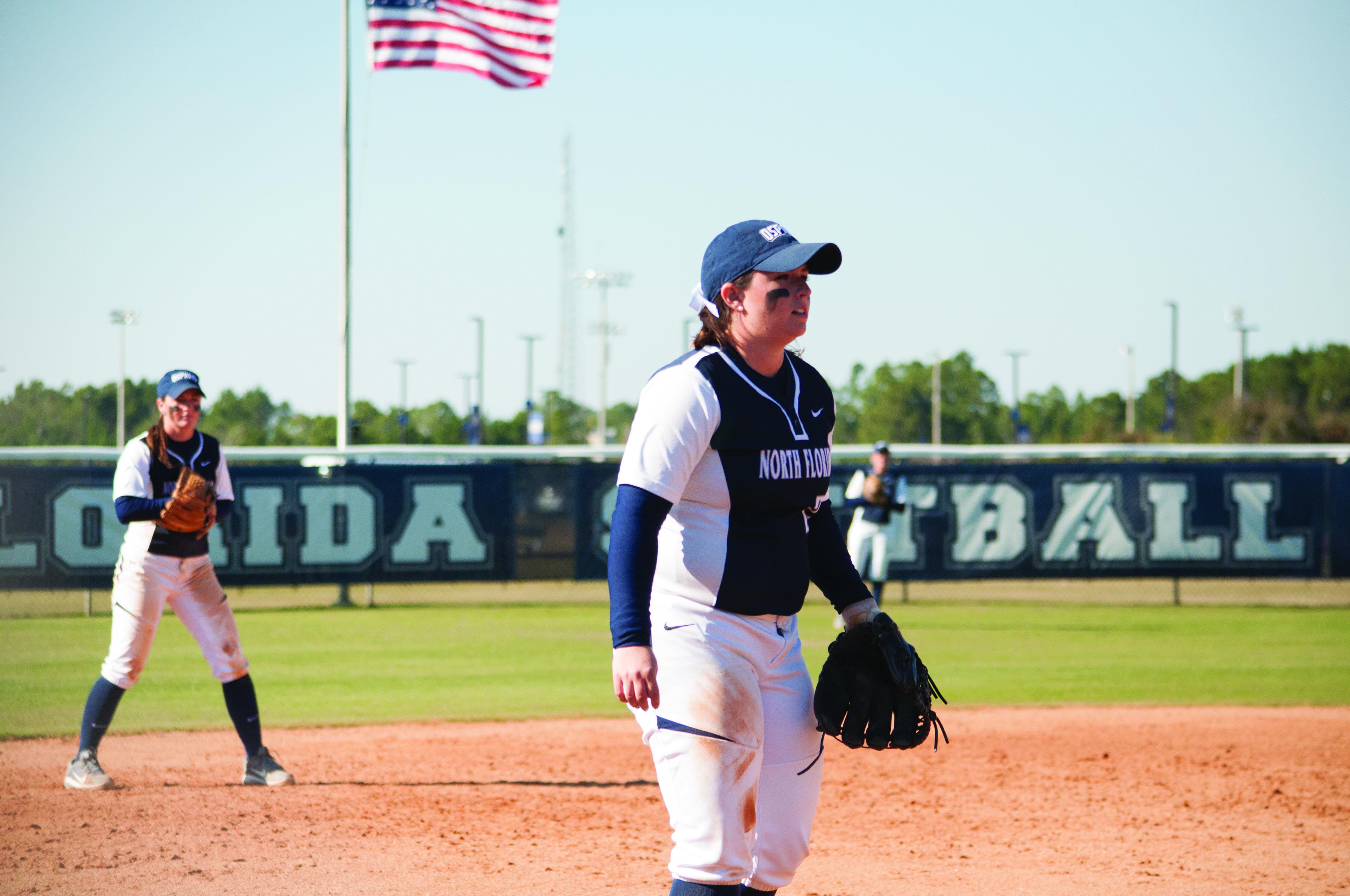 North Florida softball falls to UF