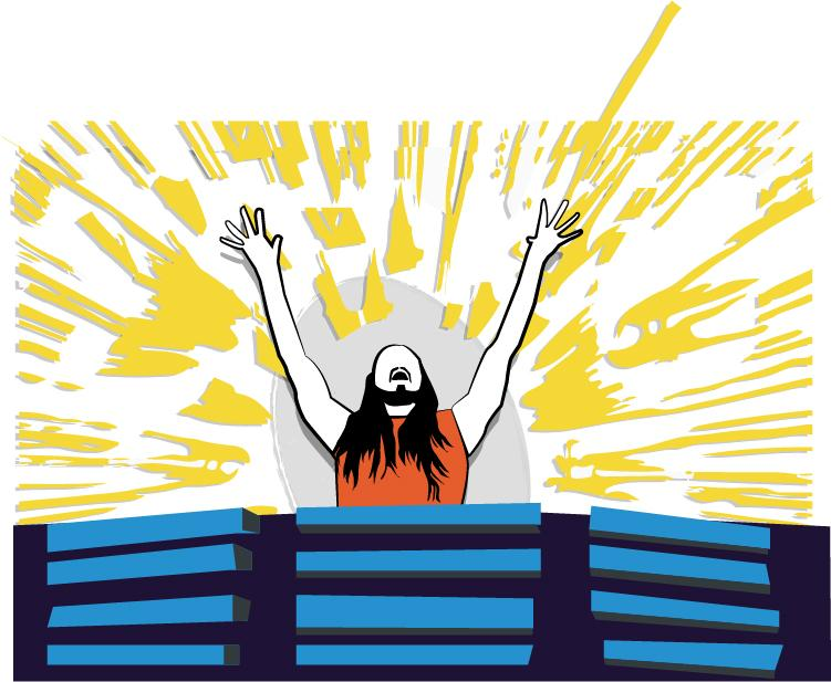 What to expect at the Steve Aoki show this Friday
