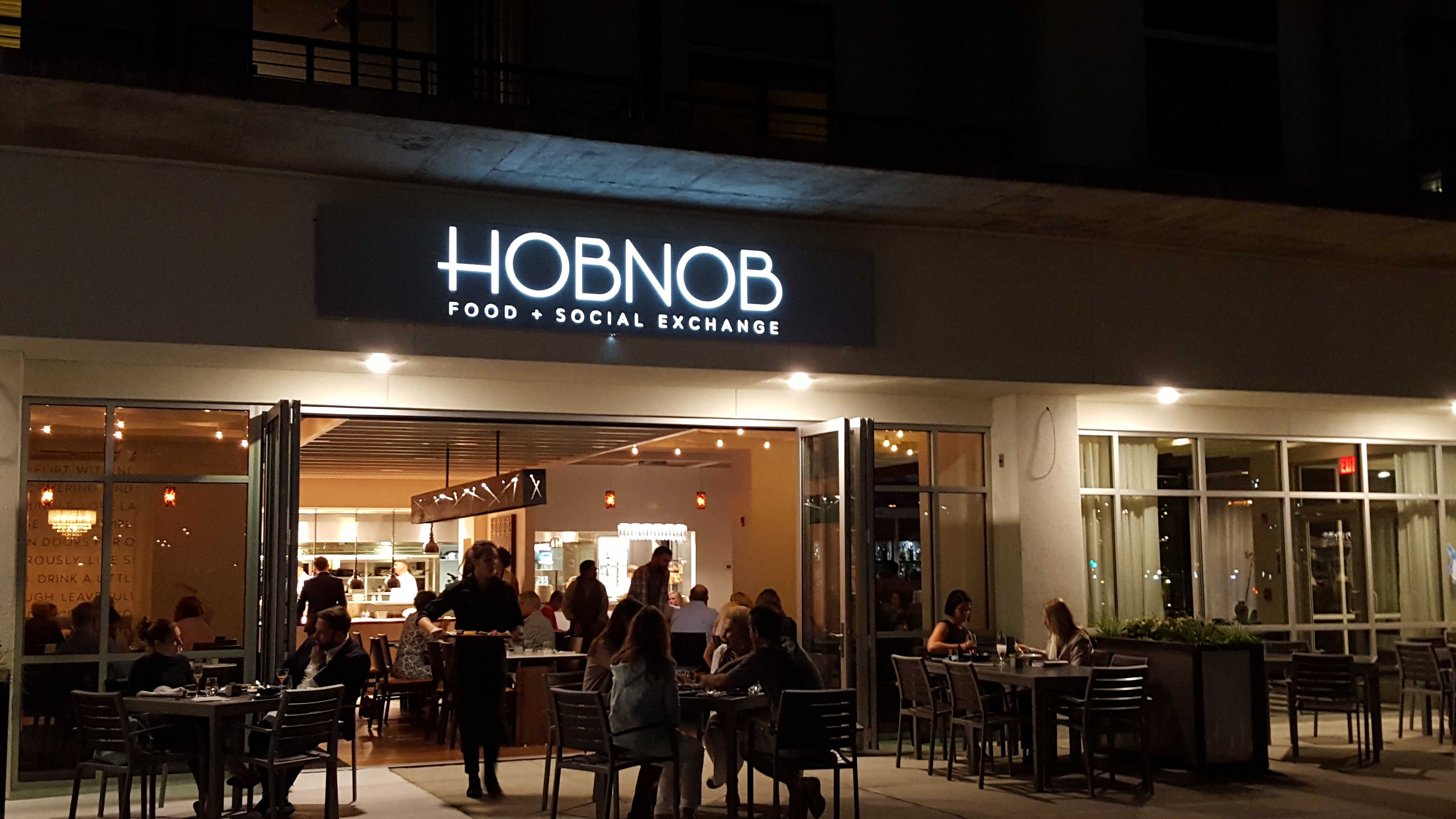 Local Eatery of the Week: Riverside's new HOBNOB