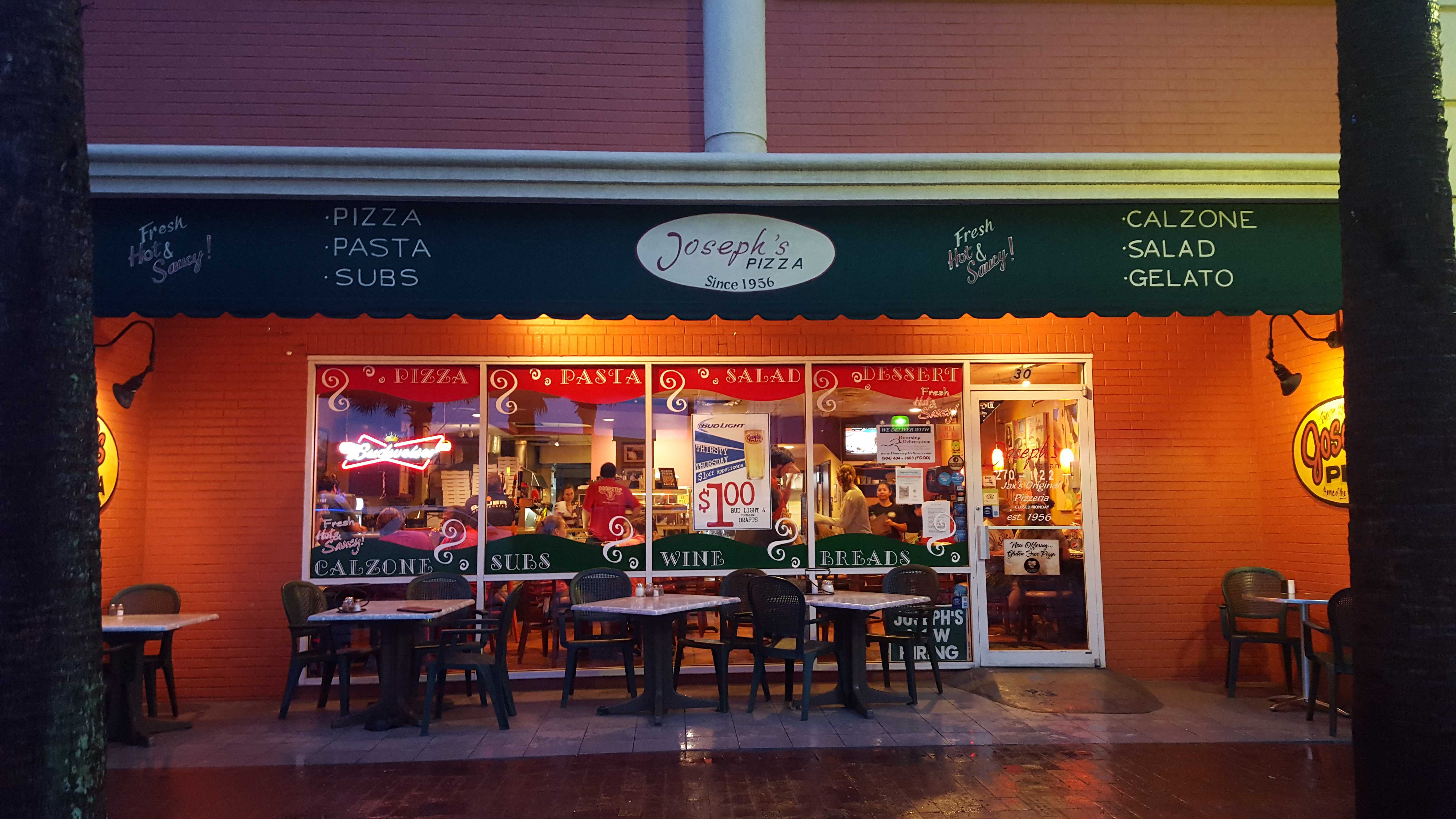 Local Eatery of the Week: Joseph's Pizza