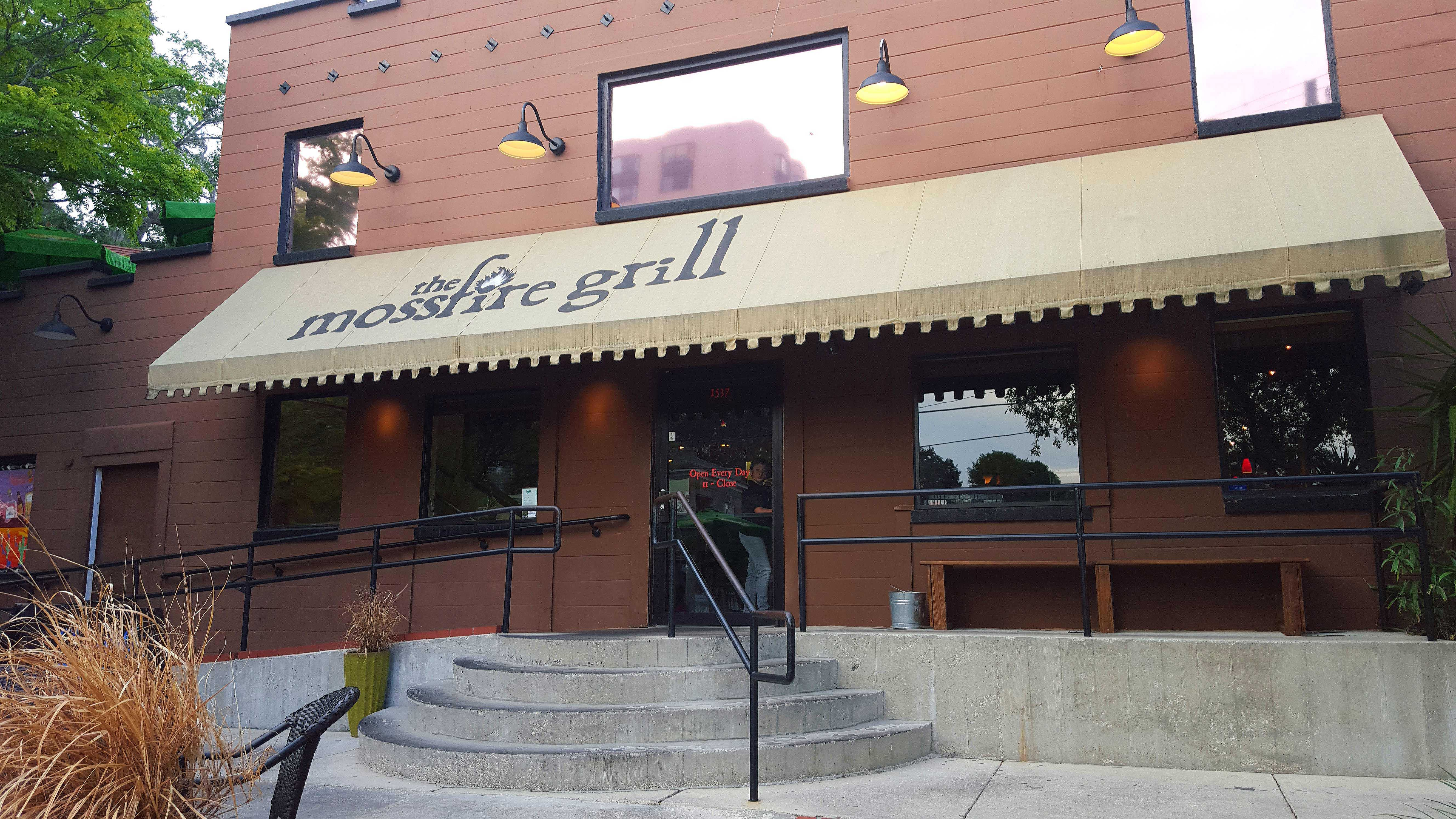 Local Eatery of the Week: The Mossfire Grill
