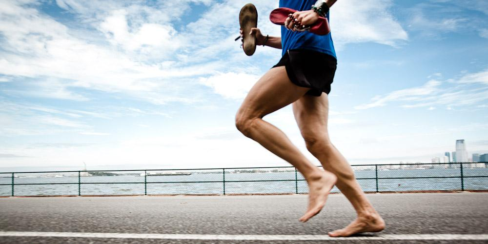 Barefoot running improves memory, UNF study finds
