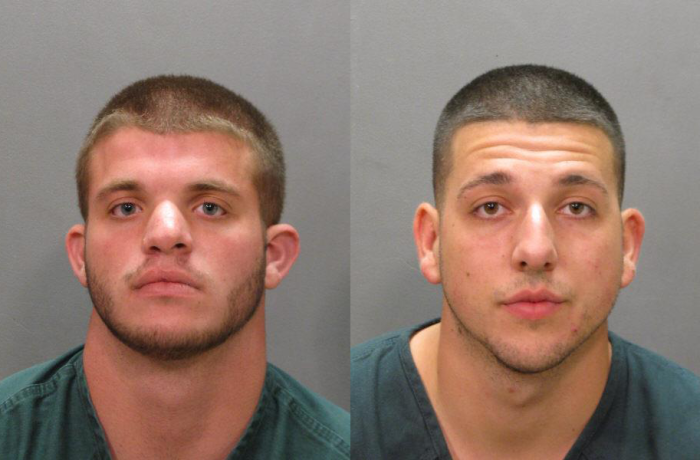 Two UNF students charged with false imprisonment