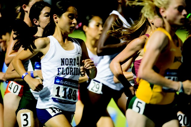 Two sets of twins bring UNF recognition on the track and in the class