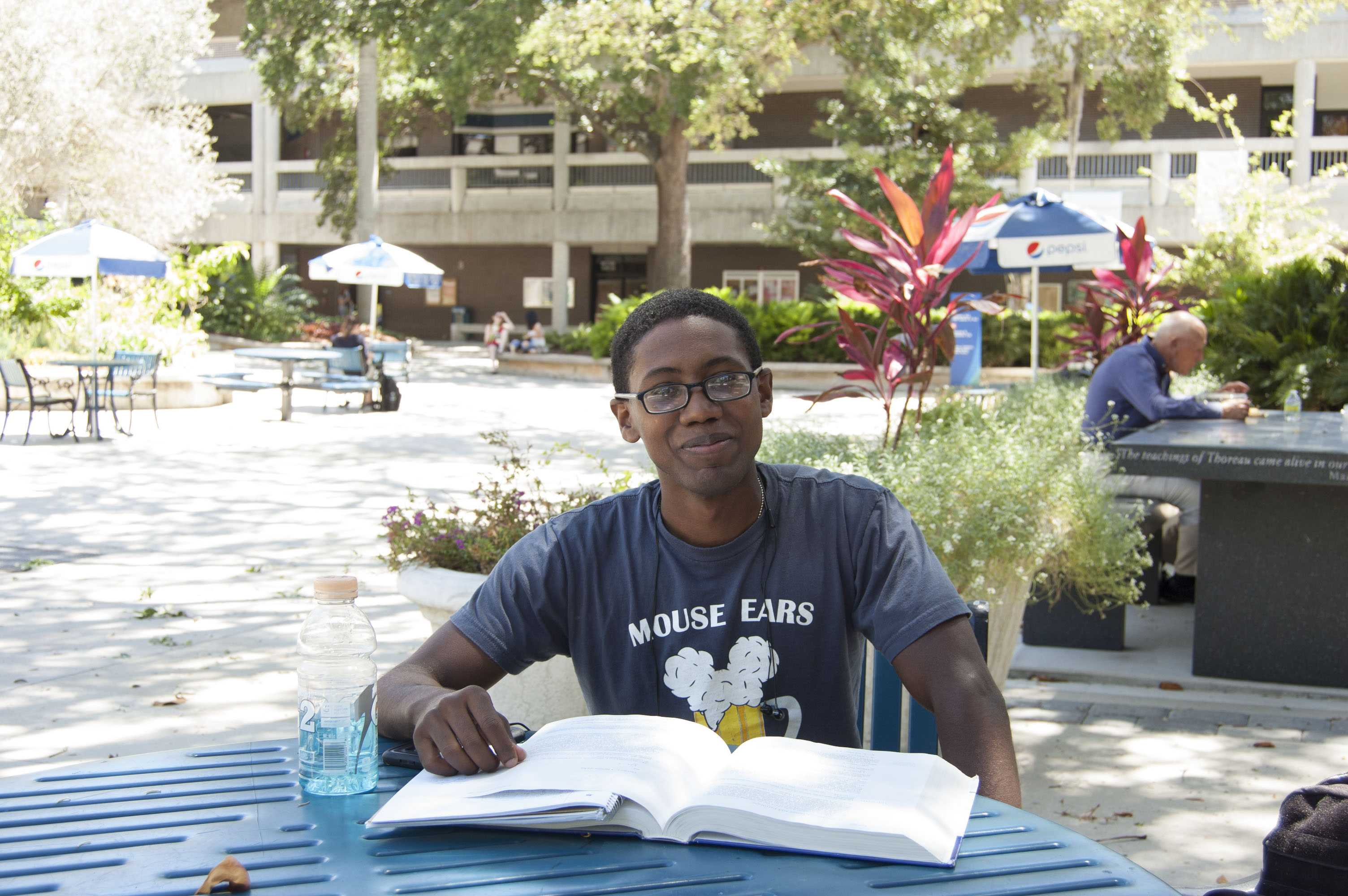 People of UNF: Summer Students