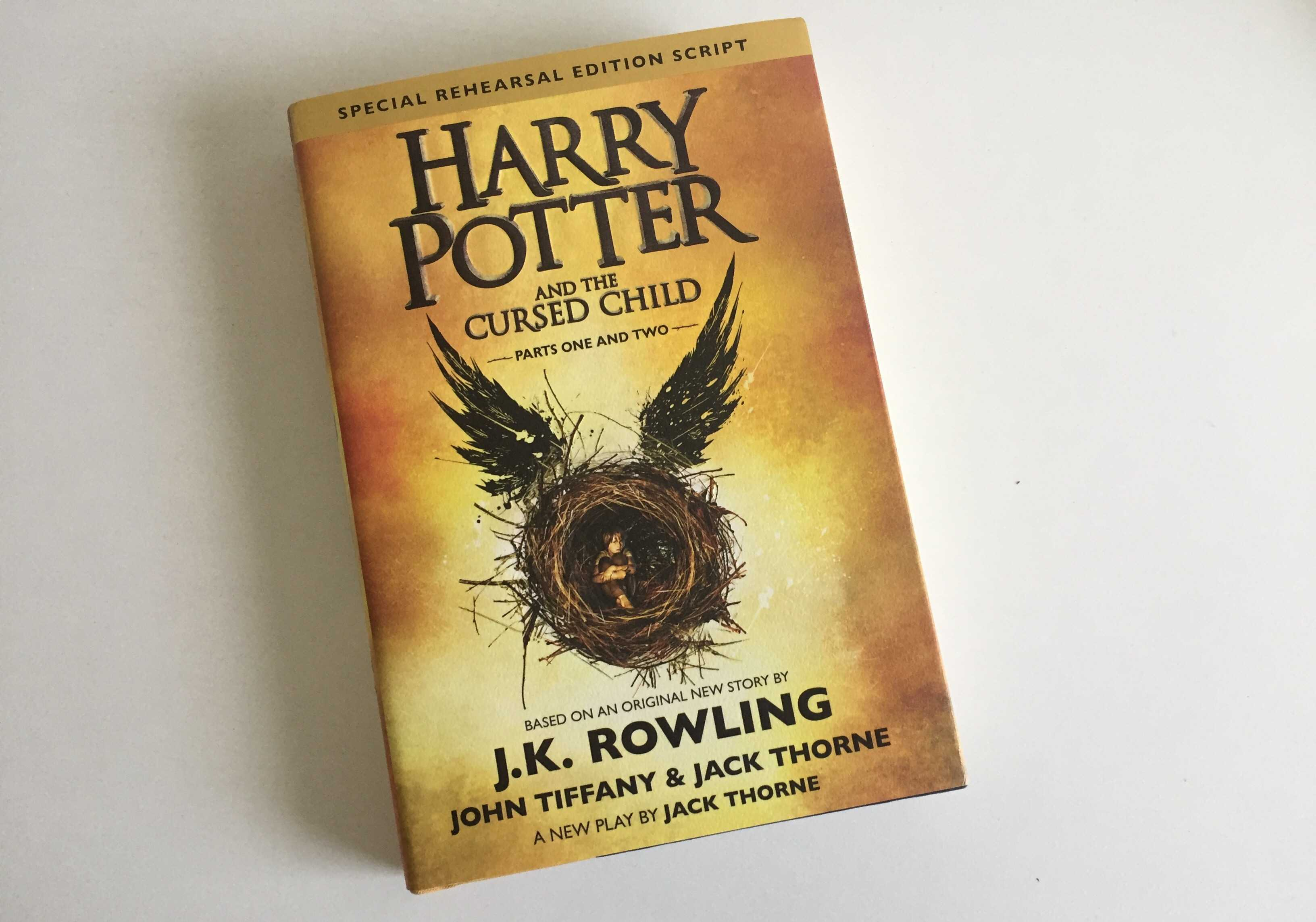 Harry Potter and the Cursed Child: 'A story I will gladly reread'