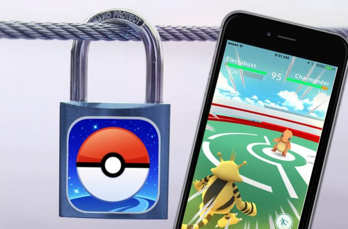 Pokemon Go raises security concerns