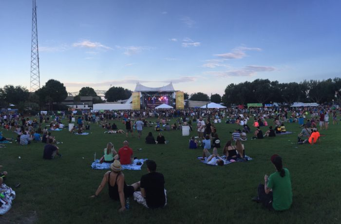 Connection Fest hangs out in Metropolitan Park