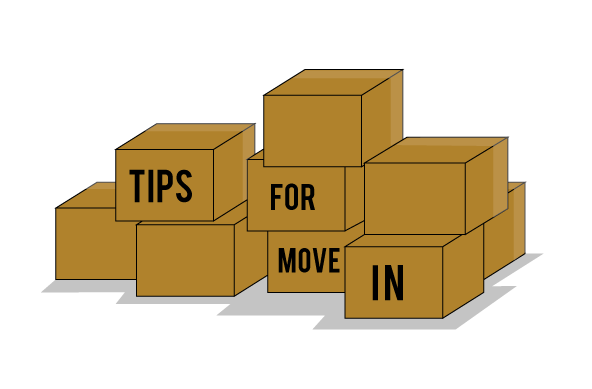 How to handle move-in like an Olympian