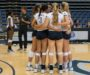Volleyball's win over JU starts conference play
