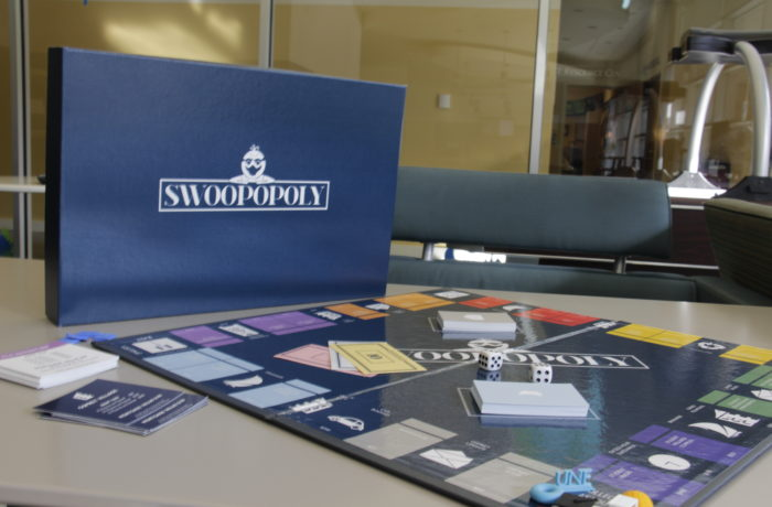 Swoopopoly: The newest addition to UNF's Game Room