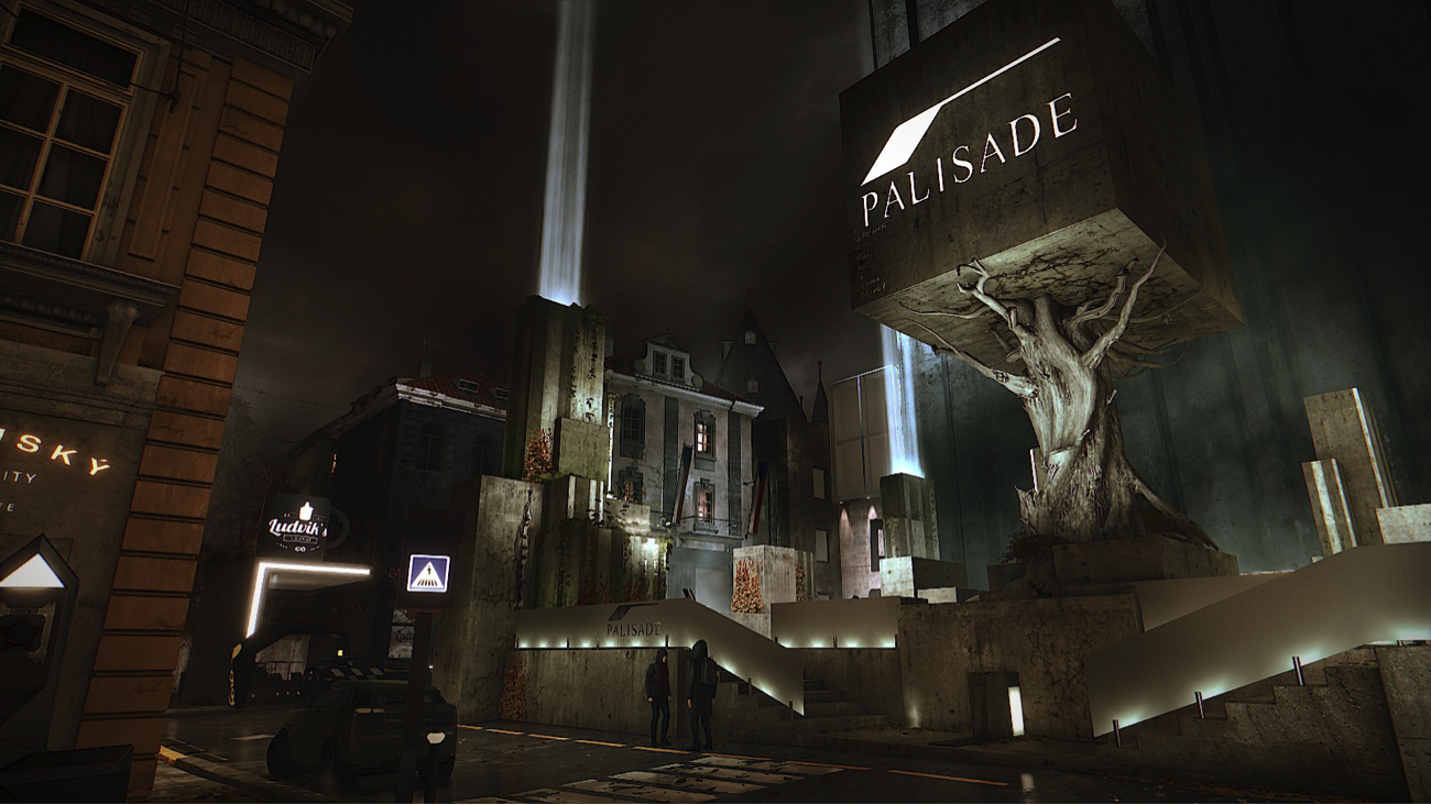Deus Ex: Mankind Divided– Icarus Landing right into my heart