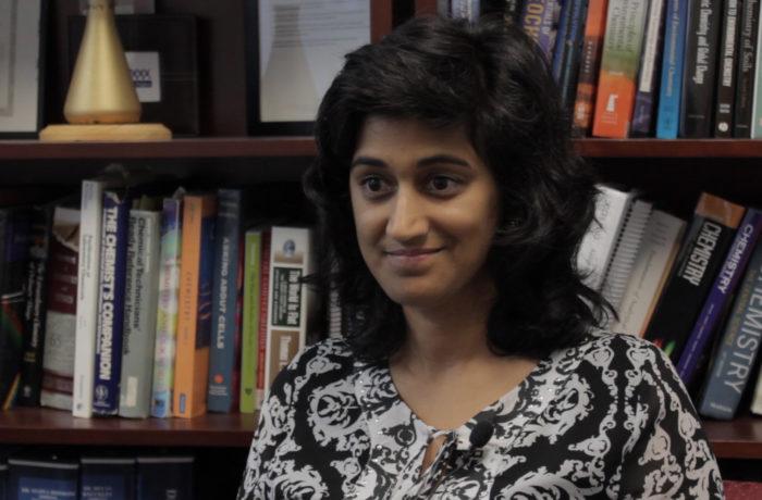 Professor Profile: Radha Pyati