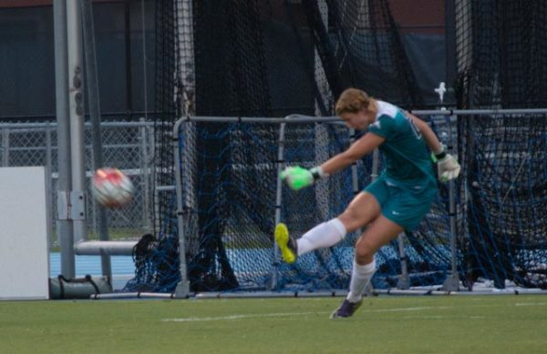 Women's soccer is confident as conference approaches