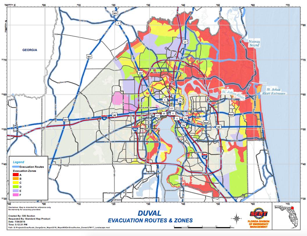 Governor Rick Scott advises to start evacuating